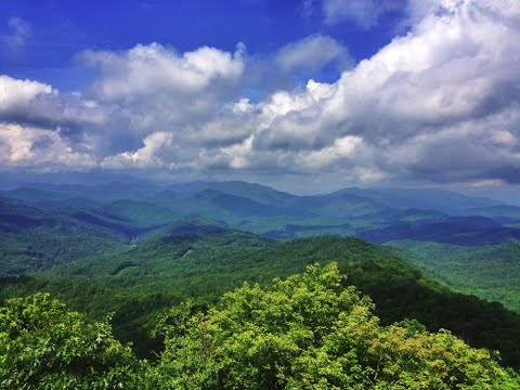 Scenes of the Smoky Mountains