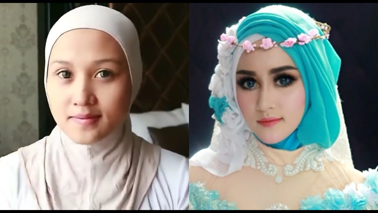 How To Make Up Introduction And The Way Of Hijab Printing