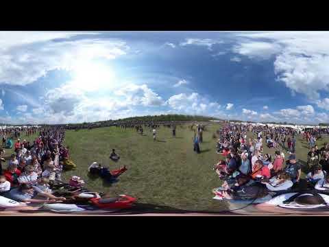 Русборг 2019 - панорамное видео в 360 градусов