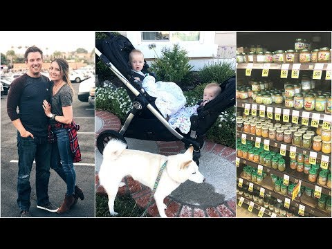 Day in the Life: Shopping for Baby Food + Sam Hunt Concert | Kendra Atkins