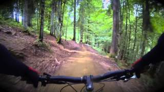 Morzine 2014 Trail by Trail.....6 Pleney Black