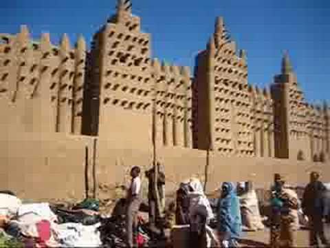 Mali - Grande Mosquée de Djenne