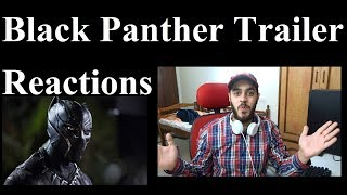 Black Panther Trailer reactions by IndianSoldier1, AWESOMETACULAR..!!