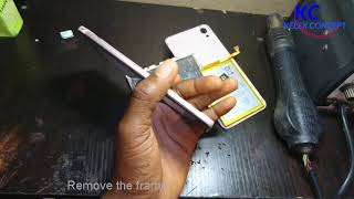 How to Open Back Cover Infinix Hot s3 | Remove Back cover Infinix Hot s3 | Disconnect Battery Hot s3.