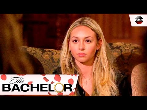 The Ladies Confront Corinne - The Bachelor