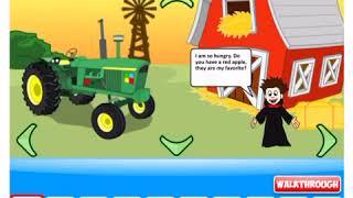 Hooda Math Escape The Spooky Farm