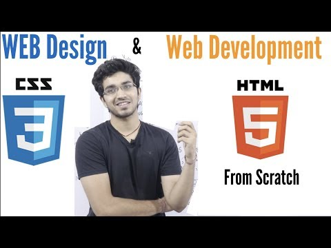 Web Design and Development | HTML Course for beginners | In Hindi