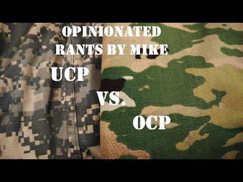 Opinionated Rants By Mike: Episode 1, UCP Vs. OCP