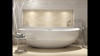 Плитка КЕРАМА МАРАЦЦИ в интерьере ванной комнаты
