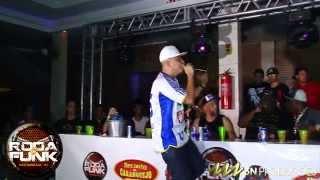 MC Copinho :: Ao vivo na Roda de Funk.. homenagem a Heliópolis (SP)