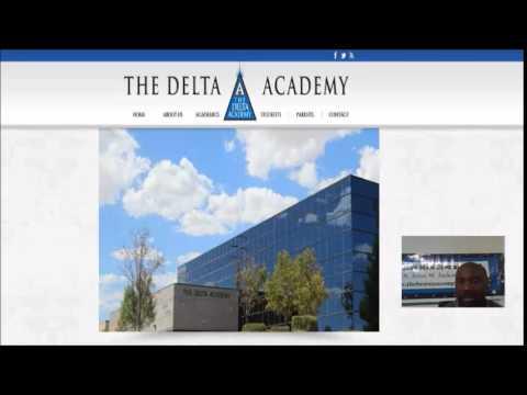 Dr. Jesse W. Jackson III- Delta Academy (Las Vegas)