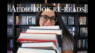 Books I Want to Re-Read on Audiobook #1