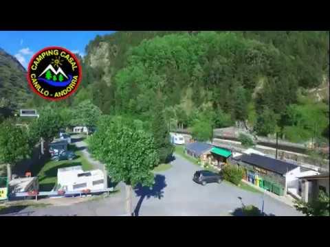 Camping Casal. Canillo (Andorra)