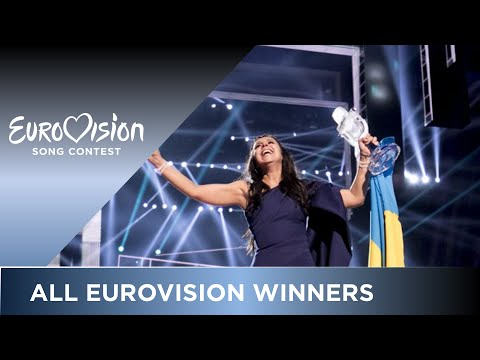 EUROVISION: ALL WINNERS 2000-2016 (HD)
