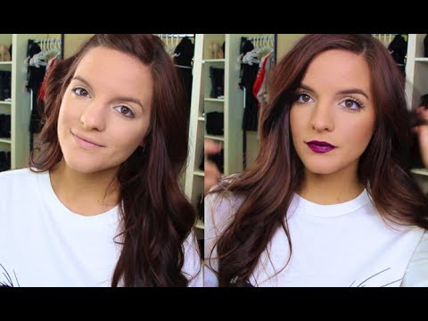 My Go-To Fall Makeup Look | Tutorial - YouTube