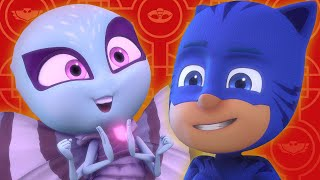 PJ Masks Full Episodes ⭐️Catboy vs Robocat and More! | 1 Hour | PJ Masks Official