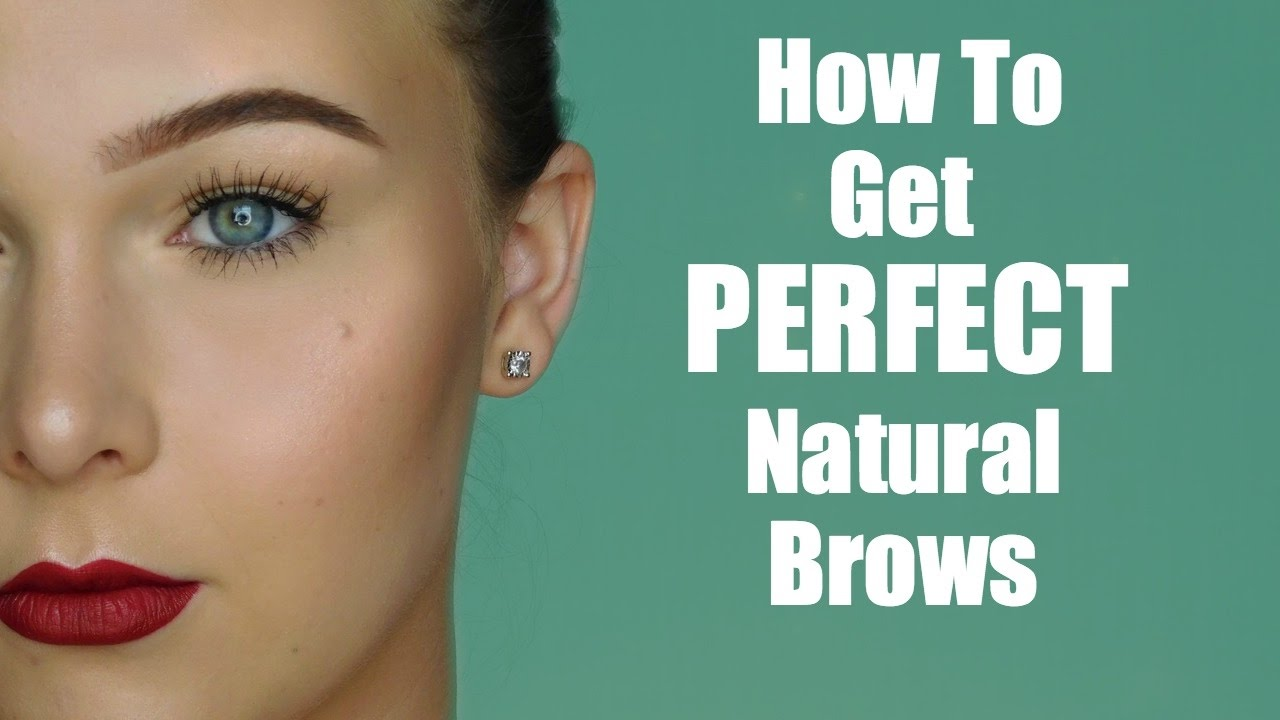 How To Fill In Your Eyebrows for Beginners   My Eyebrow ...