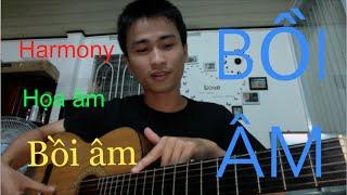 [Guitar] Kỹ thuật tạo bồi âm trên guitar | Lê Trung Hoàng