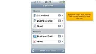 Hoe stel ik mijn e-mail in Gmail in op mijn iPhone?