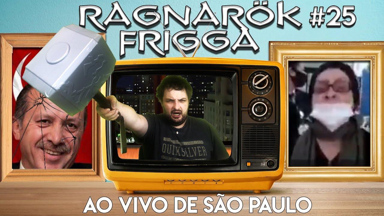 Analise semanal com Paulo Kogos - RagnaröK Frigga #25