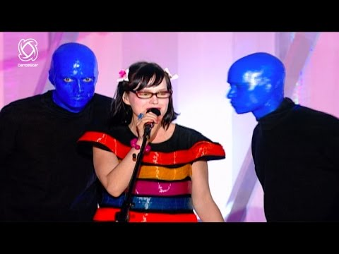BLUE MAN GROUP Ft Venus Hum I Feel Love