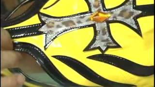 Download Video How to make Rey Mysterio Mask Part. 5 (finishing) MP3 3GP MP4