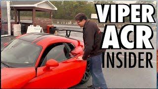 2016 Dodge Viper ACR Engineering Insight - Erich Heuschele
