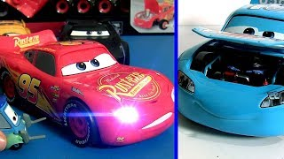 Cars 3 Transforming Lightning Mcqueen Disney Pixar