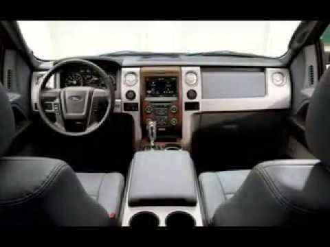 2015 Ford Bronco Concept Interior and Exterior - YouTube