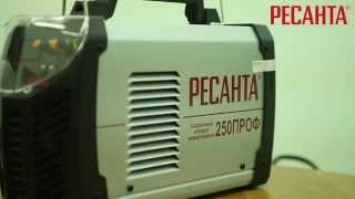 Электротехническое оборудование Ресанта.