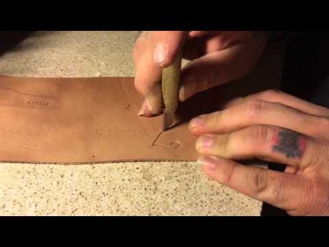 Comparing A Jarco Industries Swivel Knife