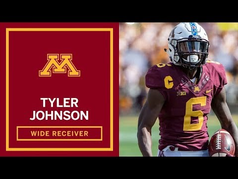 The Most Underrated Wide Receiver In College Football | Tyler Johnson Minnesota Highlights ᴴᴰ