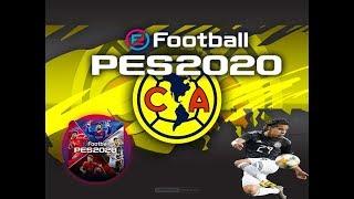 eFootball PES 2020 , My club , Aguilas del America
