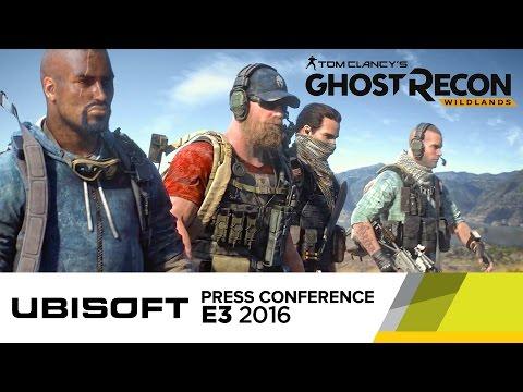Tom Clancy's Ghost Recon Wildlands Trailer: Official E3 2016 Cartel Cinematic