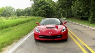2014 Chevrolet Corvette Stingray Z51 - Road Test - CAR and DRIVER