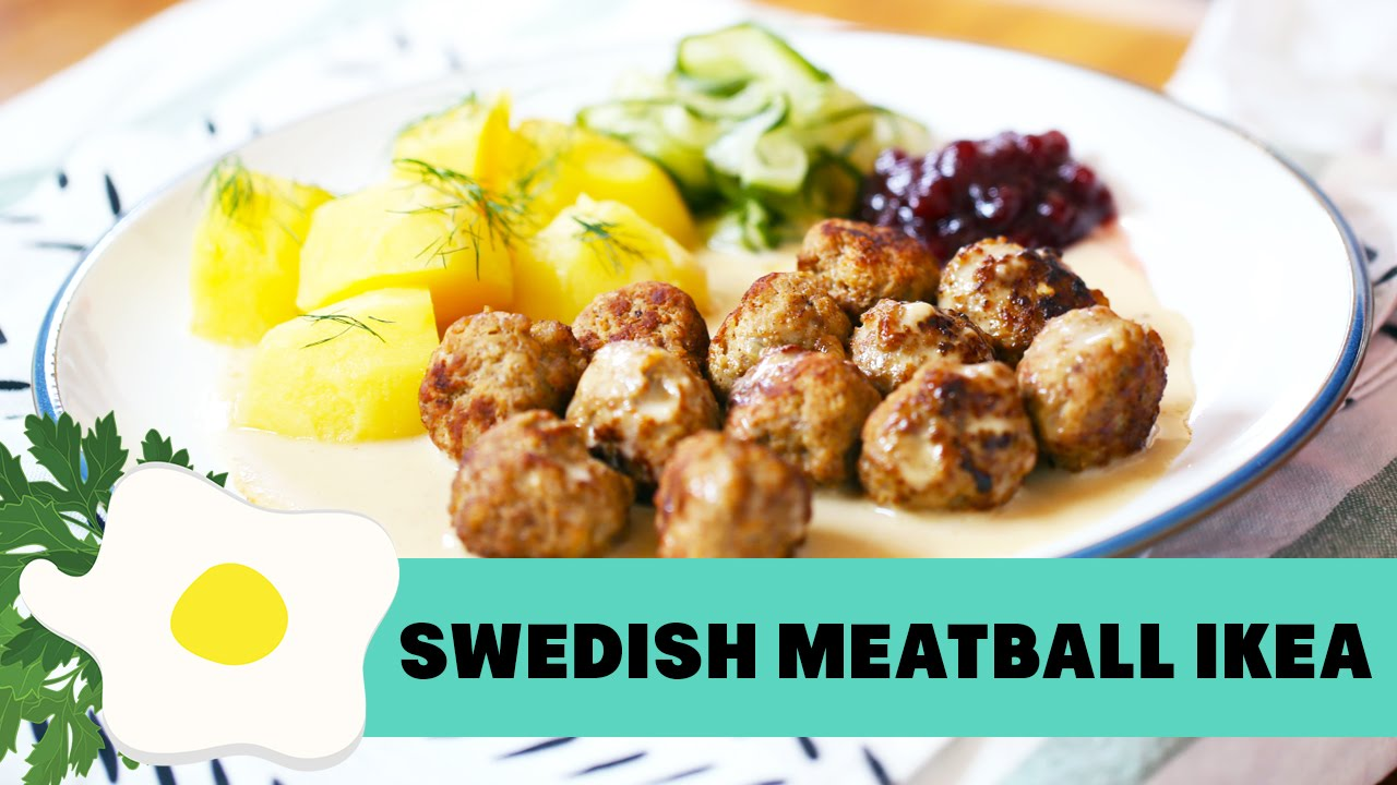 ikea swedish meatballs resep swedish meatballs ikea 31684