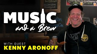 Music and a Brew Podcast (Ep. 1) Featuring Drummer Kenny Aronoff and Bloomington Brewing Company