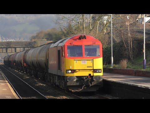MEGA Freight weekend at OldField park Ft. Class 59, 60, 66, 67 & 70
