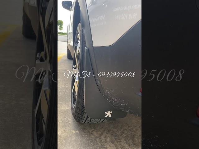 Chắn bùn xe Peugeot 3008 all new