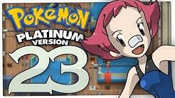 Let's Play Pokémon Platin Part 23: Kampfsportlerin Hilda