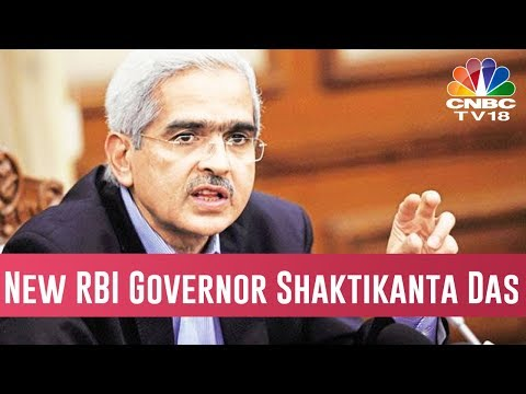 Govt Appoints Former Finance Secretary Shaktikanta Das As New RBI Governor | Big Breaking