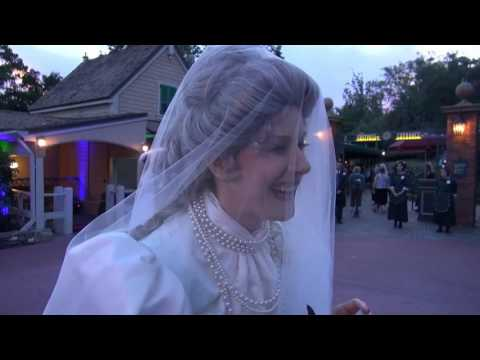 Haunted Mansion Film: Meet the Happy Haunts!
