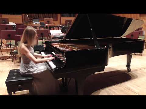 Fr. Chopin Nocturne in E flat major Op. 55 No. 2, Anna Lipiak