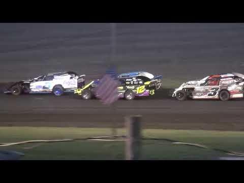 IMCA Sport Mod feature Benton County Speedway 5/20/18