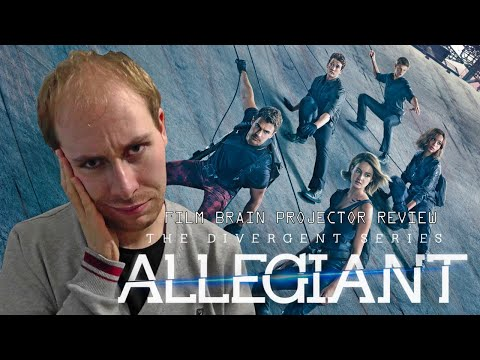 Projector: The Divergent Series - Allegiant (REVIEW)