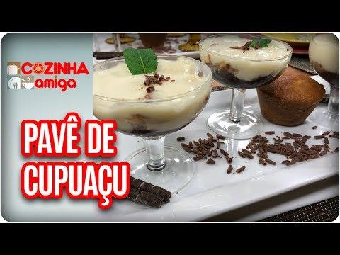 Pavê De Cupuaçu - Patricia Gonçalves | Cozinha Amiga (21/03/18)