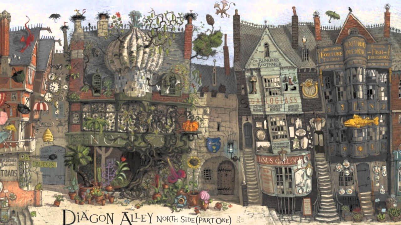Artist Jim Kay on illustrating Harry Potter - Pottermore