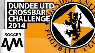Soccer AM - Crossbar Challenge - Dundee United