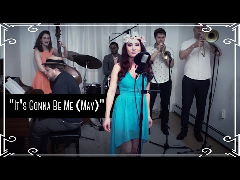 """It's Gonna Be Me (May)"" -  *NSYNC Cover by Robyn Adele Anderson"