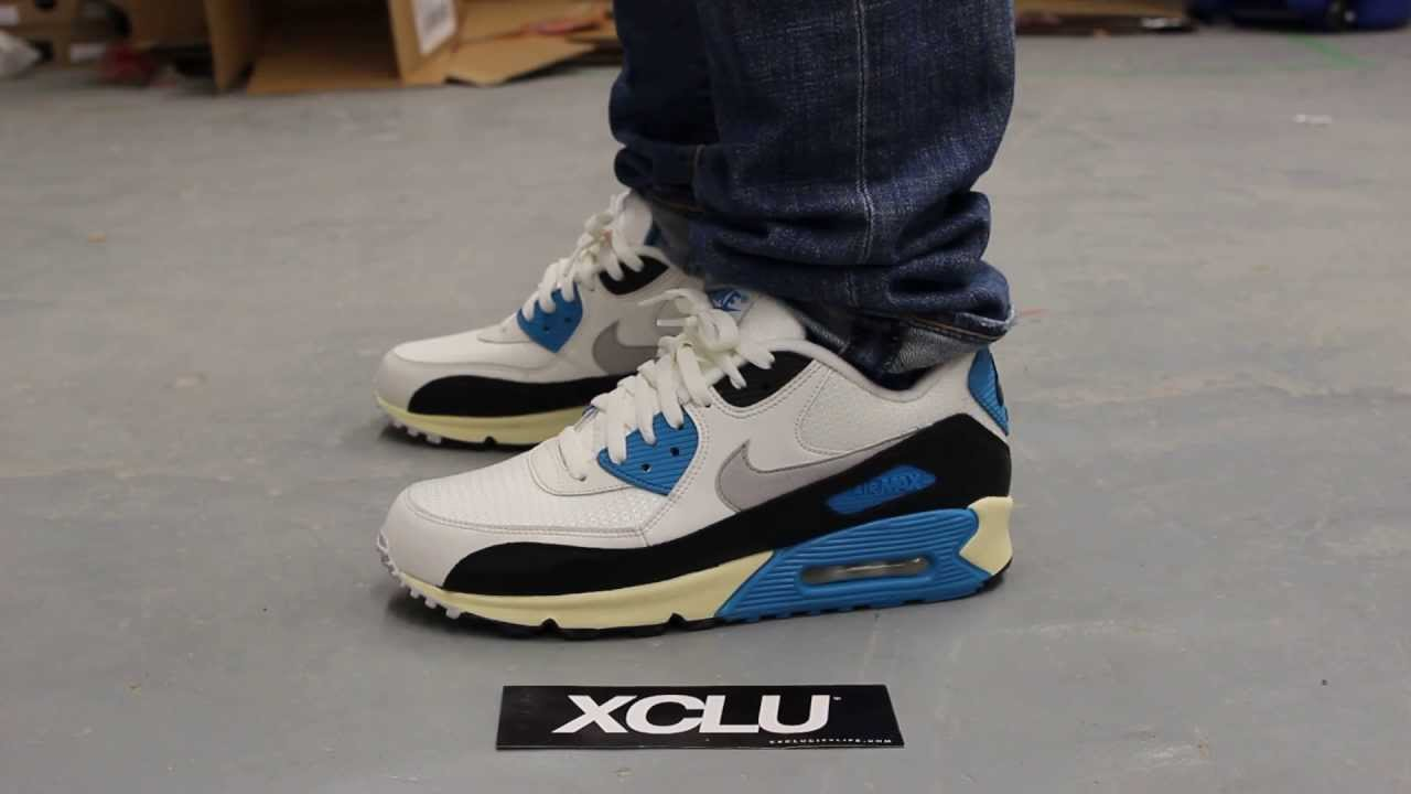 YouTube 90 On Laser Blue at Feet Max Video Exclucity Air zq4w5Ipx
